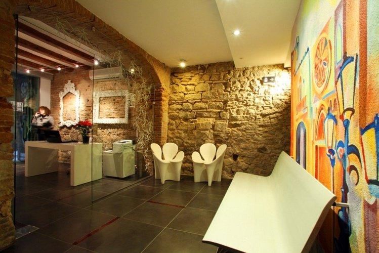 Salon Apartaments Ciutat Vella Barcelone