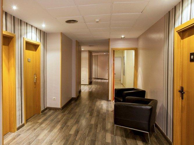 Couloir Hôtel Porta de Gallets Mollet del Vallés