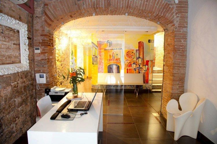 Accueil Apartaments Ciutat Vella Barcelone