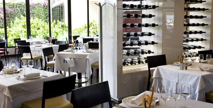 Restaurant city CiutatHotels