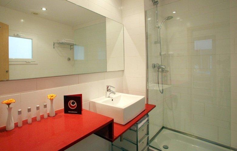 Salle de bains Apartaments Ciutat Vella Barcelone
